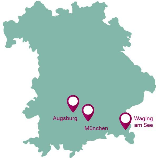 Hochzeitsplaner in Bayern