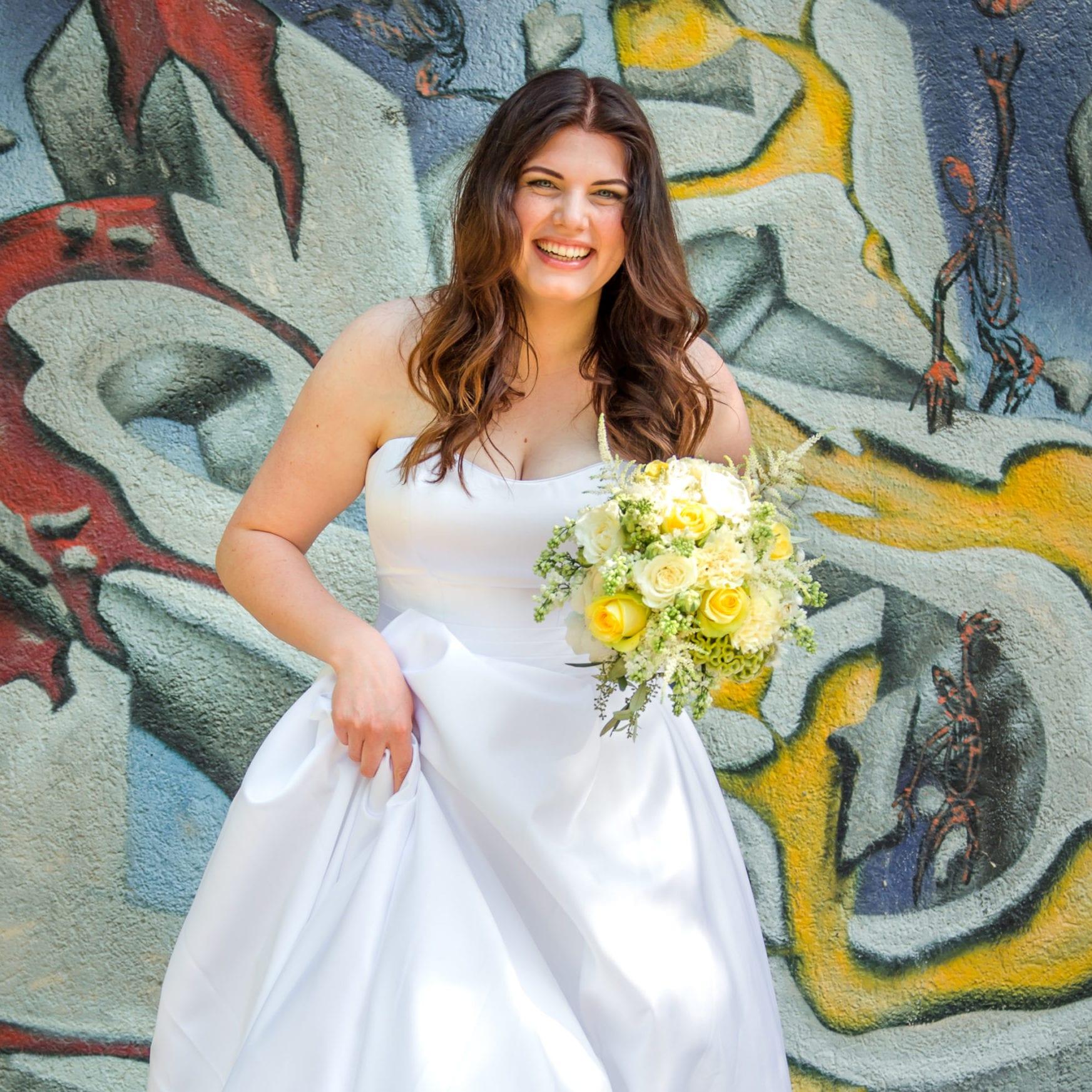 Hochzeit in Gelb